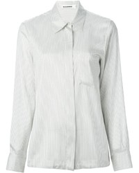 Jil Sander Pinstriped Shirt