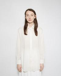 M Martin Paper Silk Oversized Shirt
