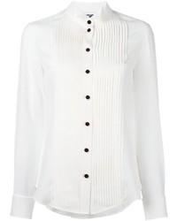 Moschino Pintuck Shirt