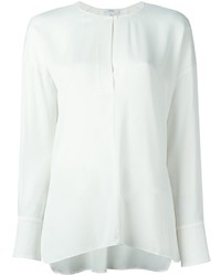 Vince henley blouse medium 691203