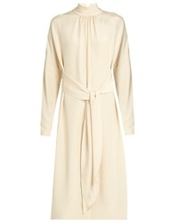 Dolman sleeved midi dress medium 805711