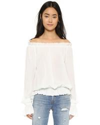 Emerson thorpe faye off shoulder blouse medium 3670409