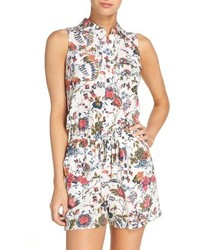 Tory Burch Gabriella Cover Up Romper