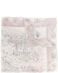 Valentino Garavani Garden Of Earthly Delights Scarf