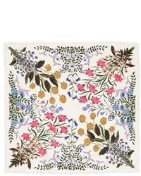 Gucci New Flora Silk Scarf