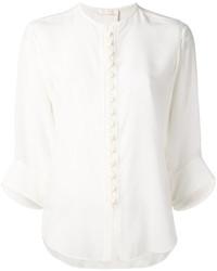 Chloé Button Detail Shirt