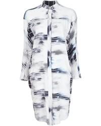 Zero Maria Cornejo Zero Maria Cornejo Nanu Shirt Dress