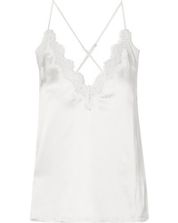 CAMI NYC The Everly Med Silk Charmeuse Camisole