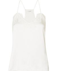 CAMI NYC The Racer Med Silk Charmeuse Camisole