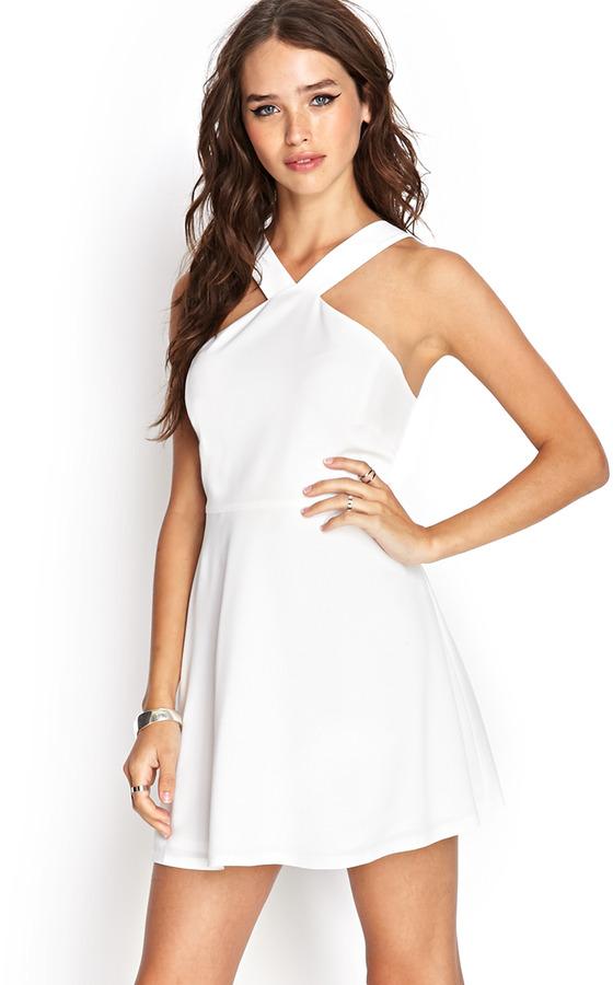 Where to buy white dress