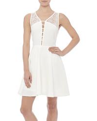 Sugar Lips Sugarlips White Swan Dress