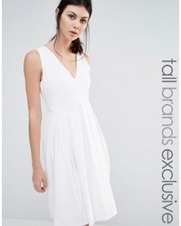 Yas Tall Yas Tall Sleeveless Skater Dress