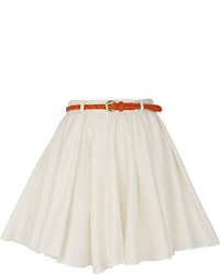 White skater skirt original 1482297