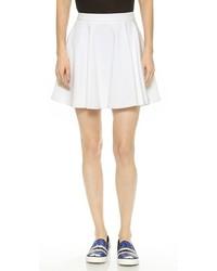 Blaise flare miniskirt medium 255539