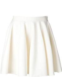 Giambattista Valli Pleated Skater Skirt