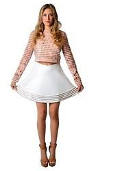 Endless Rose Lectron Skater Skirt