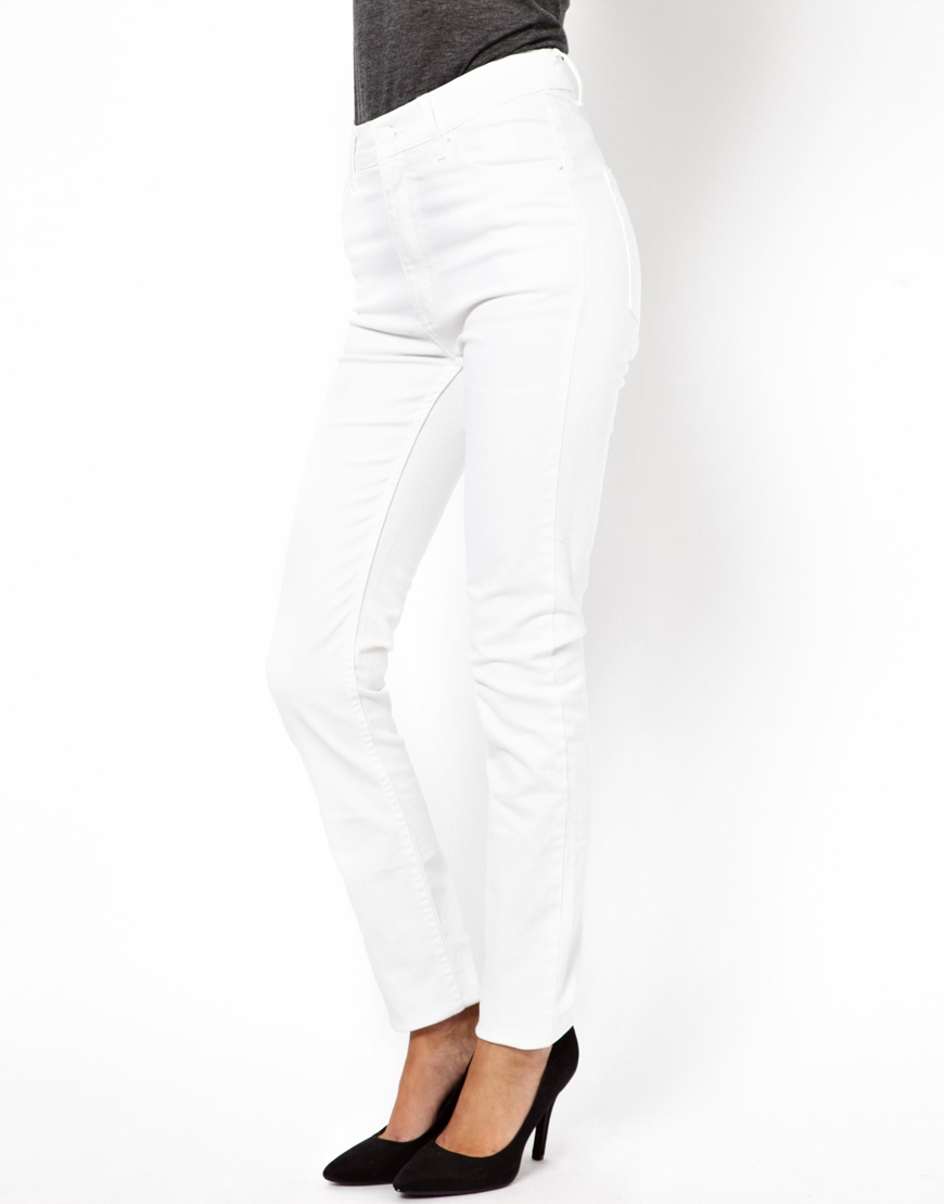 White Jeans Cheap - Jeans Am