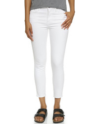 Crop rocket high rise skinny jeans medium 529630