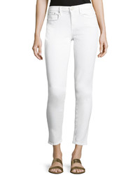 Vince Dylan Long Skinny Jeans White