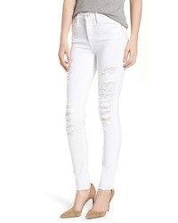 Le color high waist skinny jeans medium 8680202