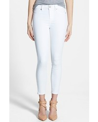 Paige Denim Hoxton High Rise Skinny Jeans