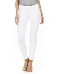 Paige Hoxton High Rise Ankle Skinny Jeans