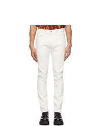 R13 White Boy Jeans