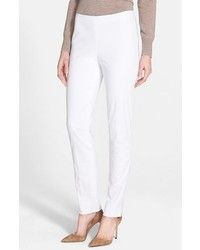 Lafayette 148 New York Chrystie Stretch Twill Pants
