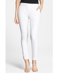 Diane von Furstenberg Genesis Stretch Cotton Pants