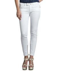 Rachel Zoe Julie Skinny Jeans White