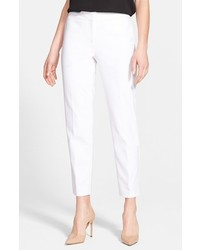 Nordstrom Collection Veloria Slim Ankle Pants