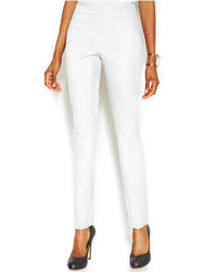 Alfani Skinny Leg Pull On Pants