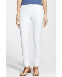 Tory Burch Tessa Ankle Pants White Size 2 2