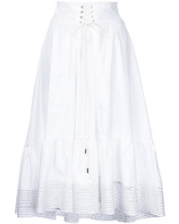 3.1 Phillip Lim Corseted Waist Skirt
