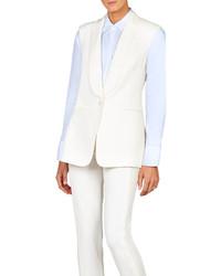 BCBGMAXAZRIA Cole Zipper Back Vest