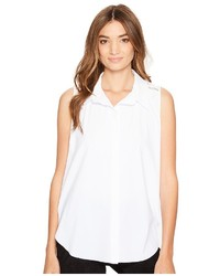 Lysse Ava Button Down Shirt Sleeveless