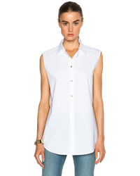 Acne Studios Clio Sleeveless Shirt