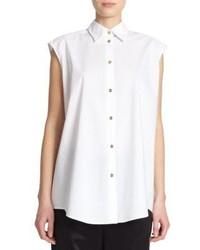 Acne Studios Clio Tech Poplin Shirt
