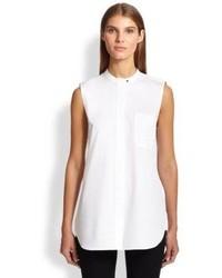 Proenza Schouler Cotton Button Down Shirt