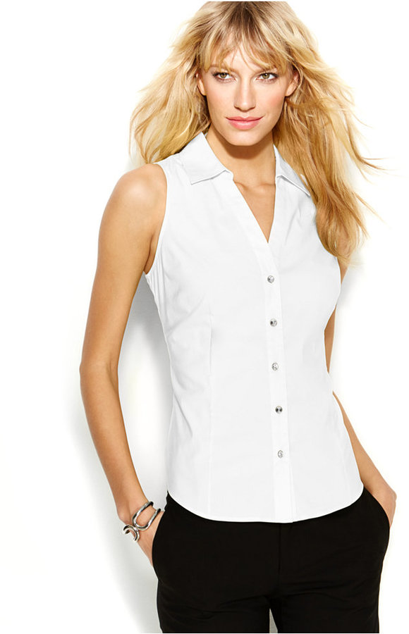 Short Sleeve Collared Shirt Womens