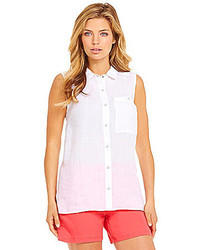 Calvin Klein Jeans Sleeveless Shirt