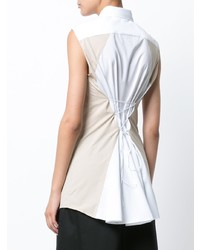 Tome Sleeveless Shirt