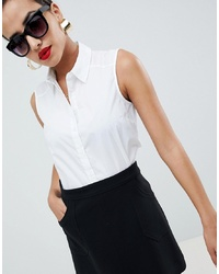 ASOS DESIGN Sleeveless Shirt
