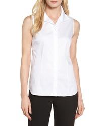 Ming Wang Sleeveless Shirt