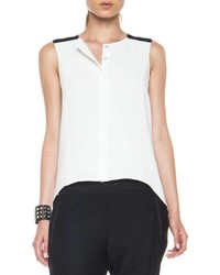 Rag & Bone Sleeveless Tail Shirt