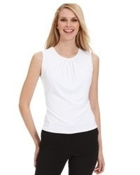 Calvin Klein Top Sleeveless Shell