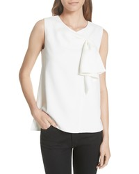 Ted Baker London Kelliss Sculpted Bow Sleeveless Top