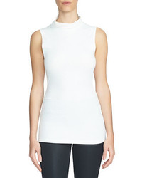 1 STATE 1state Sleeveless Turtleneck Top