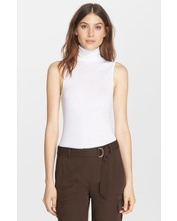Theory Wendel Sleeveless Turtleneck Top