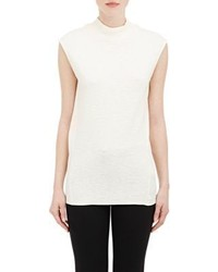 Helmut Lang Turtleneck Shell White